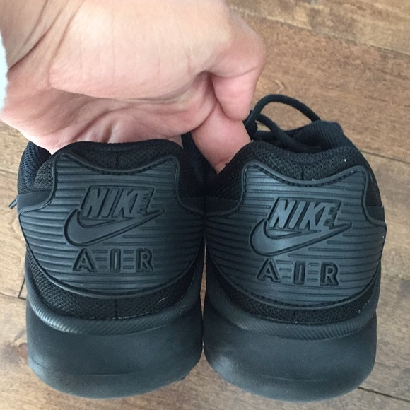 Nike Air Max Oketo Shoes- Black-Size 8.5